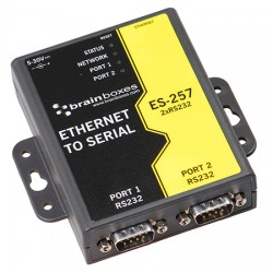 Ethernet to Serial Device Servers